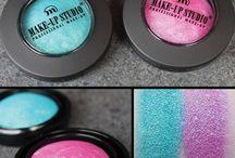 Our favorite make-up products / Produsele noastre preferate de make-up.