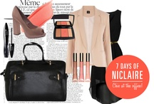 7 Days of Niclaire! 7 different looks for every day of the week! / Shop all the looks right now at www.niclaire.com.au