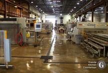 Granite Production Facility/Warehouse