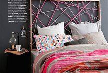 Painel de ideias de decoração