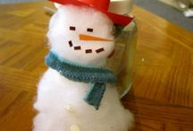 Snowy Day Fun / A collection of fun snow day crafts, projects, and science experiments.