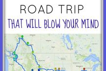 Epic Road Trips