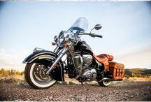 Indian Motorcycles / by Johnny Hood