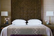 Decor of the World / Interior design inspired from cultures around the world.