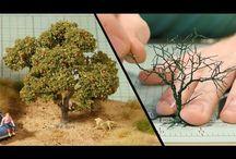 Come creare oggetti in miniatura per presepe