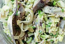 riba haringa śledzie