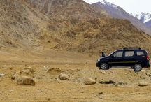 IN CONVERSATION WITH THE MEN WHO EXPLORE INDIA BY ROAD / We have successfully done Himalayan Getaway (self-drive to Leh) twice in 2104; , we have done a Jungle Getaway 2014 (Jim Corbett Park), and we plan two Himalayan Getaways in 2015 one is in June and the second one in August 2015. This year we're planning a Jungle Getaway in October and in December a Desert Getaway