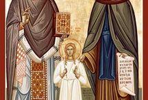 Άγιοι Ραφαήλ,Νικόλαος καί Ειρήνη- Saints Raphael, Nicholas and Irene