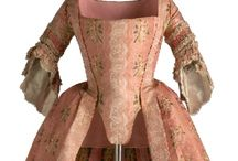 [CLOTHING] 18th Century Clothing / Fashion from the 18th century, minus undergarments.