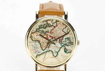 Gifts for Travelers/Coin Projects / Gifts for people with a case of wanderlust.