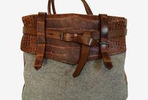 Bag Lady / Purses, handbags, satchels, BAGS! / by Mandy Ortiz
