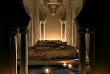 ❤ Bedroom Arab Nights