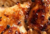 Barbecue ranch chicken