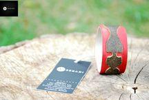 Bratari unicate pentru femei / Producator de accesorii unicate din piele, lucrate manual. Pentru informatii si comenzi sunati numarul:  0756-699 225 - orange