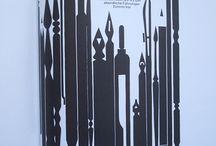 pens, pencils etc