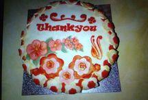 Celebration Cake Creations / Celebration cakes custom made by Fine Art of Cakes