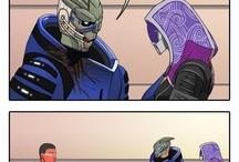 Mass Effect / Self Explanatory