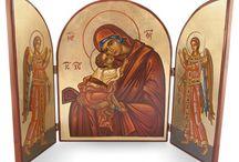 Icoane Bizantine pe Lemn