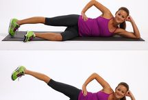 oefeningen voor strakke dijen