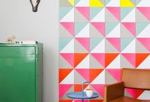 Kitchen wall / by Laura Hobson