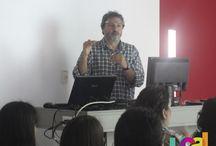 Seminario de Animación en Cine y TV / UCAL fue sede organizadora del Seminario de Animación en Cine y TV.