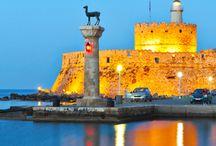 Holidays in Rhodes island Greece