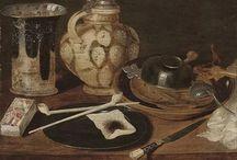 Georg Flegel испанск 17 век