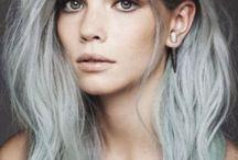 Hair-grey