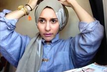tutorials hijab