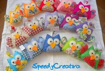 My owls - I miei Gufi