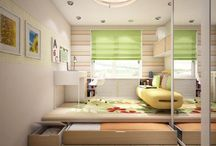kis szobák