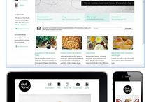 Newsletter Design / Web Design / by Claudia Azcona