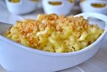 Mac and cheese  / by Natalie Inghram Black