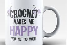 Things that make me laugh / Funny crochet and knitting related things