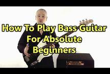 Beginner Lessons - Talkingbass / Beginner level lessons from Mark J Smith