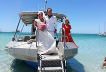 Swan Wreck Wedding-Under The Sea / Cape Dive,Dunsborough holds a wedding ceremony on the Swan Wreck.I was so lucky to be a guest.