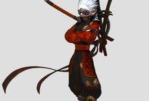 Ninja - Male - Anime