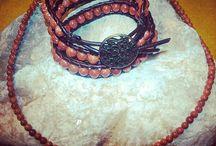 GEMSTONE Bracelet & Necklace Combinations