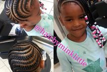 Girls Natural Hairstyles
