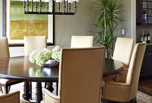 Dining Rooms / by Lisa Edgett
