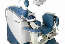 Robot Artas Trasplante de pelo / El robot artas es la tecnología más avanzada en trasplante de pelo.