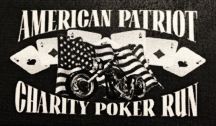 """American Patriot Charity Poker Run - May, 16th 2015 / Leather Headquarters was the first stop for the American Patriot Charity Poker Run, we had all different kinds of clubs attending as well as all our regular customers, we sewed patches on one lady's Grandson and now he's know as """"Grandma's Biker Buddy"""". Check out all these bikes that were here that day!"""