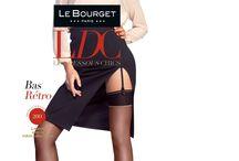 Le Bourget AH2015 / Le Bourget est la marque française incontournable dans l'univers des collants, bas, leggings et articles chaussants. Ses collections à la fois féminines et tendances, s'appuient sur une qualité haut de gamme et s'adressent à la femme audacieuse et sexy.