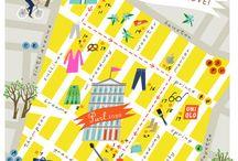 Maps Illustrated <3