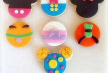 Galletas Mickey Mouse / www.memcakesandcookies.com