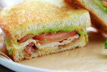 Sandwich / by Tammy Owen