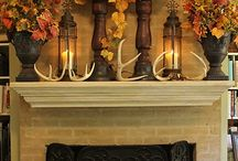 {Happy Fall Y'all} / Fall & Halloween decor  / by Holly Tolleson