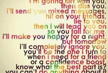 True... / by Karla Katrina