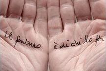 le mani