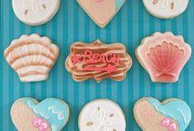 By the Sea Sugar Cookies
